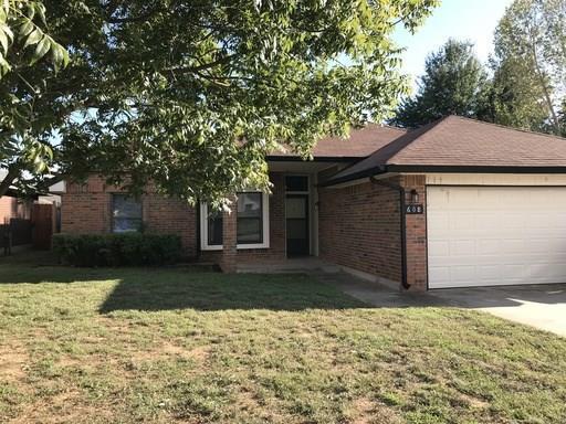 608 Golden Eagle Drive, Norman, OK 73072 (MLS #806355) :: Wyatt Poindexter Group