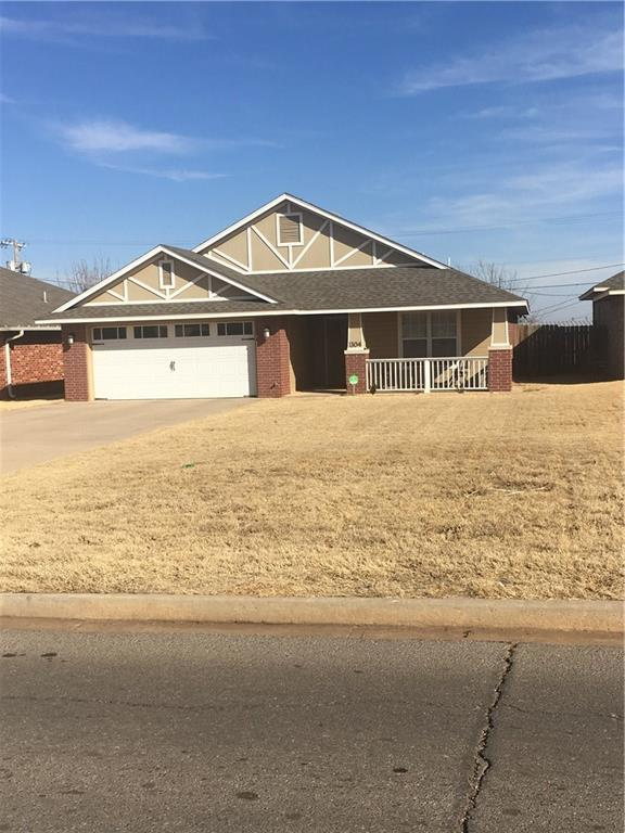 1304 N Hudson, Altus, OK 73521 (MLS #806478) :: Wyatt Poindexter Group