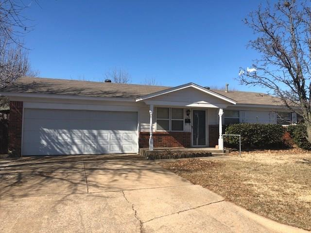 1342 Erie Avenue, Norman, OK 73071 (MLS #806806) :: Wyatt Poindexter Group