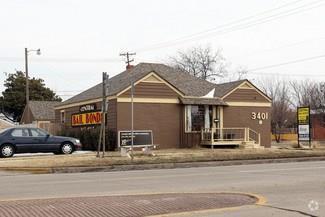 3401 23rd, Oklahoma City, OK 73107 (MLS #807009) :: Erhardt Group at Keller Williams Mulinix OKC