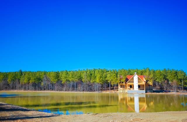 547 Lost Creek Trail, Broken Bow, OK 74728 (MLS #807072) :: Wyatt Poindexter Group