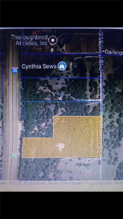 Midwest Blvd, Guthrie, OK 73044 (MLS #807350) :: Wyatt Poindexter Group