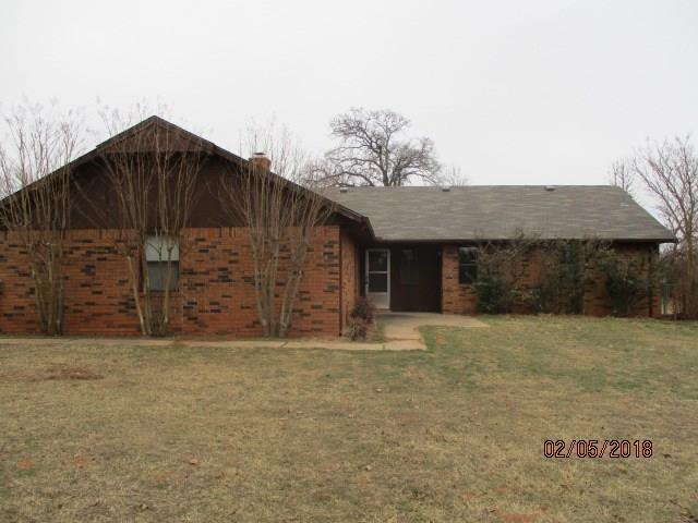 1308 Old Santa Fe Lake, Tecumseh, OK 74873 (MLS #807386) :: Wyatt Poindexter Group