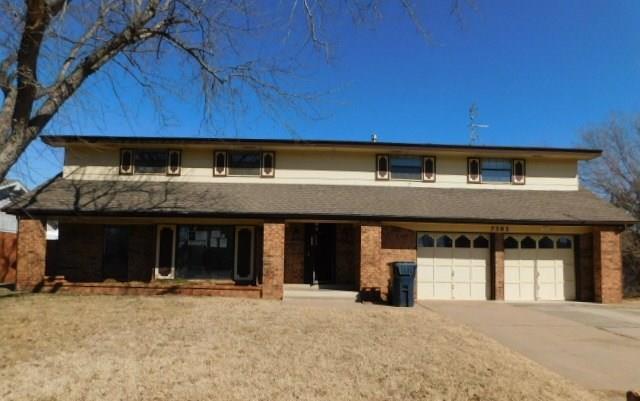 7303 NW 105th Street, Oklahoma City, OK 73162 (MLS #807455) :: Wyatt Poindexter Group