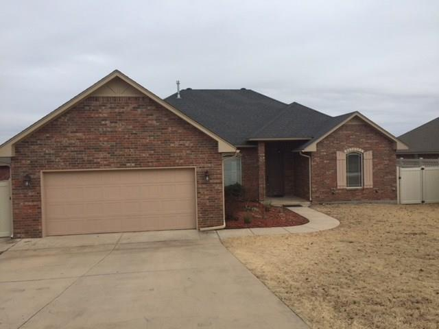 612 N Timber Road, Midwest City, OK 73130 (MLS #807669) :: Wyatt Poindexter Group