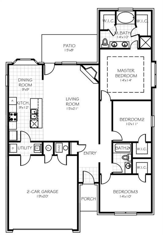 3916 Colefax Lane, Norman, OK 73026 (MLS #807825) :: Wyatt Poindexter Group
