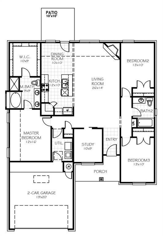 3921 Colefax Lane, Norman, OK 73026 (MLS #807855) :: Wyatt Poindexter Group