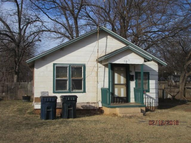 625 W Brule, Purcell, OK 73080 (MLS #807869) :: Barry Hurley Real Estate