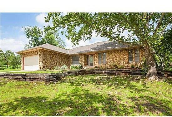 6600 Applewood Drive, Edmond, OK 73034 (MLS #807995) :: Wyatt Poindexter Group