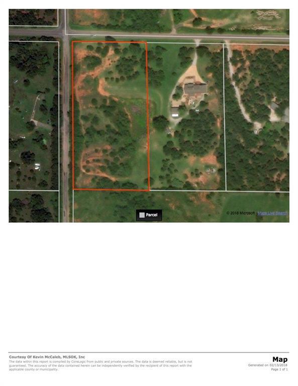 1 Memorial & Dobbs, Luther, OK 73054 (MLS #808046) :: Wyatt Poindexter Group