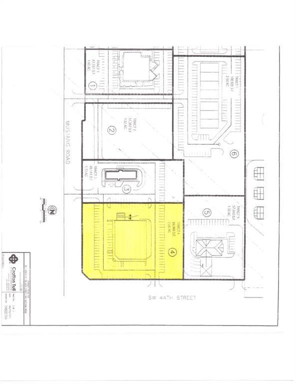 4400 Mustang Rd, Oklahoma City, OK 73064 (MLS #809244) :: Barry Hurley Real Estate