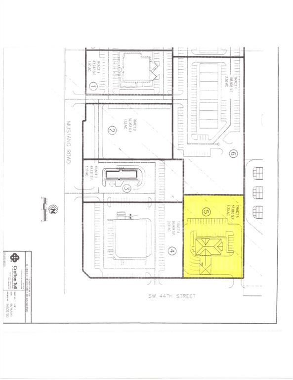 4400 Mustang Rd, Oklahoma City, OK 73064 (MLS #809245) :: Barry Hurley Real Estate