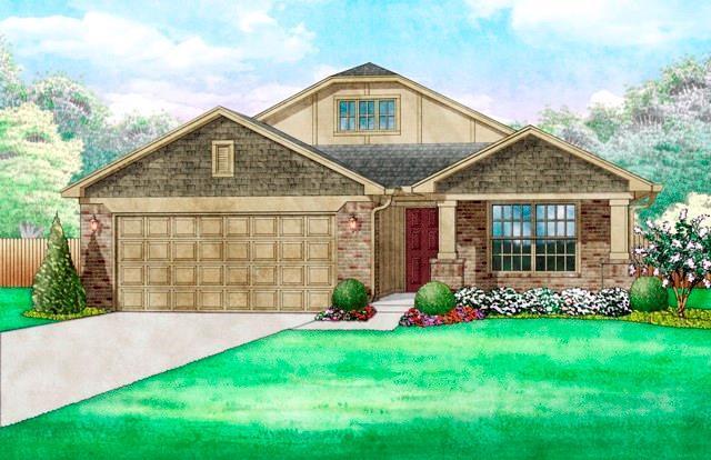 12516 Native Hill Drive, Choctaw, OK 73020 (MLS #809324) :: Wyatt Poindexter Group