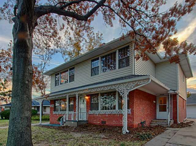 6503 Avondale Drive, Nichols Hills, OK 73116 (MLS #810209) :: Erhardt Group at Keller Williams Mulinix OKC