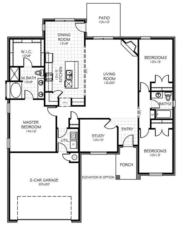 3919 Wiltshire Drive, Norman, OK 73026 (MLS #811818) :: Meraki Real Estate