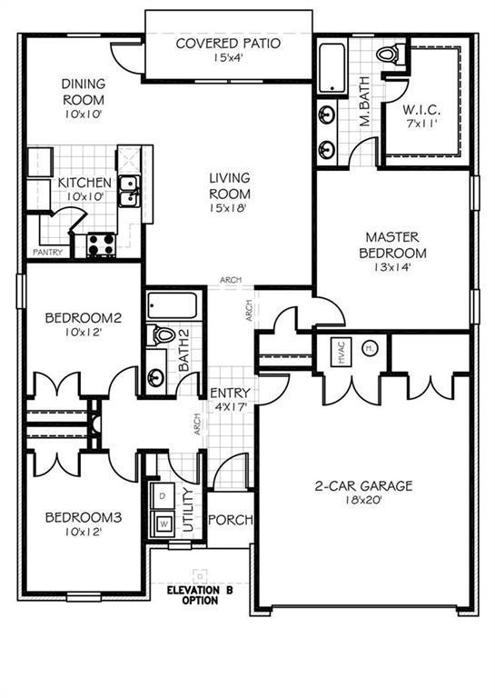 19705 Taggert Drive, Edmond, OK 73012 (MLS #811822) :: Meraki Real Estate
