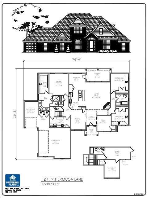 12117 Hermosa Lane, Oklahoma City, OK 73173 (MLS #812902) :: Wyatt Poindexter Group