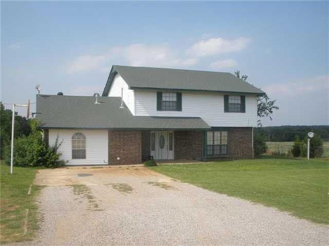 344548 E Highway 62, Meeker, OK 74855 (MLS #813258) :: Homestead & Co