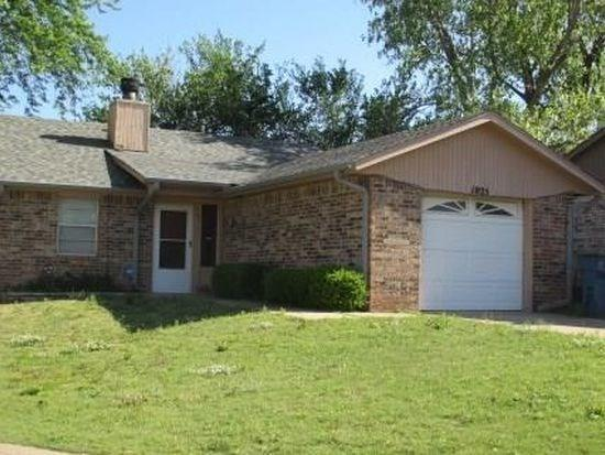 1025 Parkview, Midwest City, OK 73110 (MLS #813501) :: Wyatt Poindexter Group