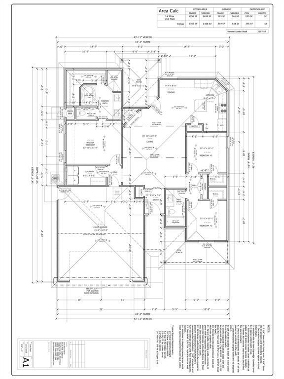 619 Sweetbough, Jones, OK 73126 (MLS #814954) :: Homestead & Co