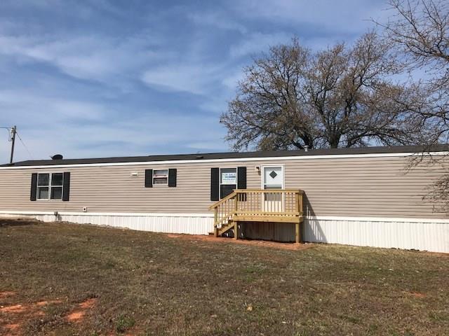 23136 Oakview, Tecumseh, OK 74873 (MLS #815335) :: KING Real Estate Group