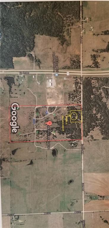 356353 E 970 Road, Stroud, OK 74079 (MLS #815735) :: Barry Hurley Real Estate