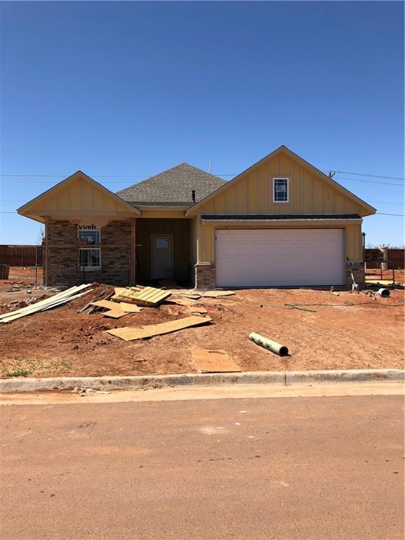 12909 High Plains Avenue, Oklahoma City, OK 73142 (MLS #816165) :: Wyatt Poindexter Group