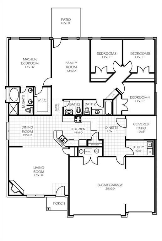 1748 Lexington Court, Newcastle, OK 73065 (MLS #816179) :: Wyatt Poindexter Group