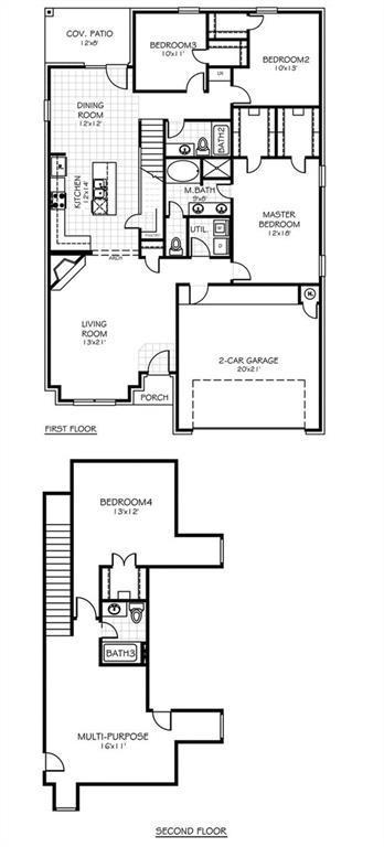 1750 Karrington Road, Newcastle, OK 73065 (MLS #816180) :: Wyatt Poindexter Group