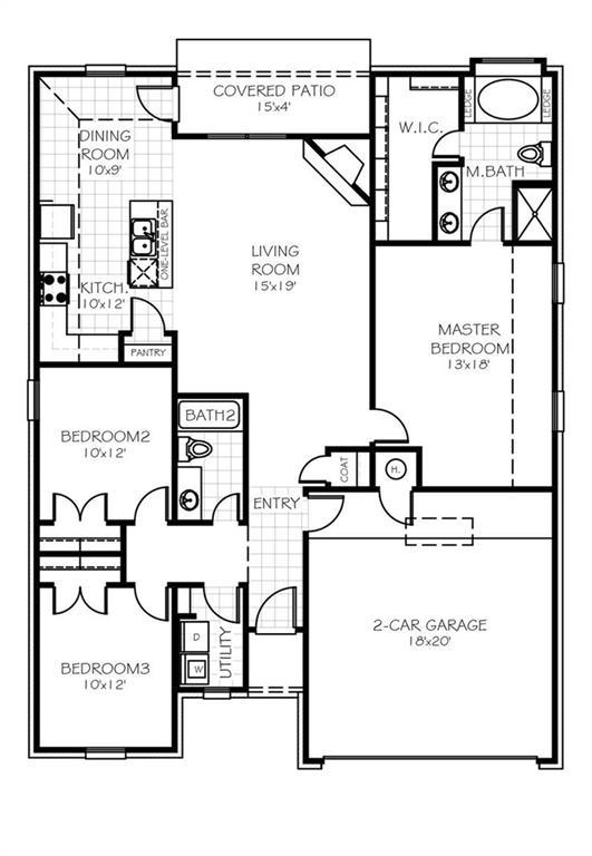 1468 SE 17th Place, Newcastle, OK 73065 (MLS #816184) :: Wyatt Poindexter Group