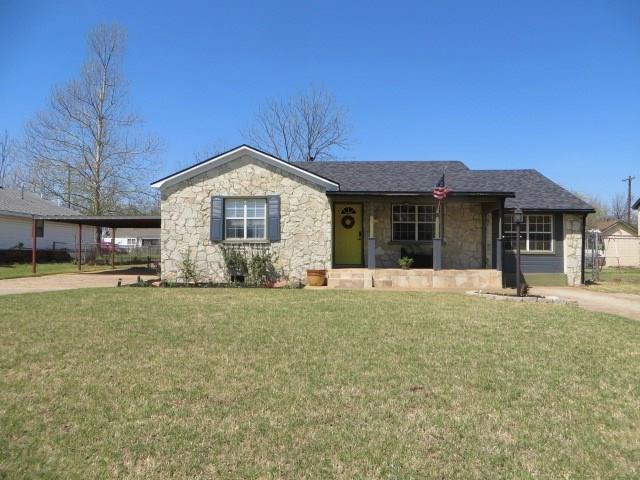 1112 S 19th Street, Chickasha, OK 73018 (MLS #816543) :: Barry Hurley Real Estate