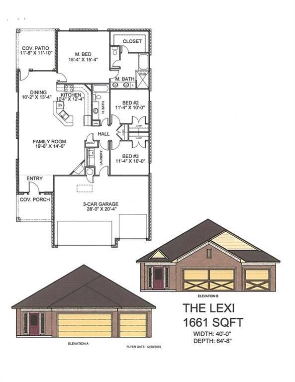 2400 Alta Vista Lane, Edmond, OK 73034 (MLS #817067) :: Barry Hurley Real Estate