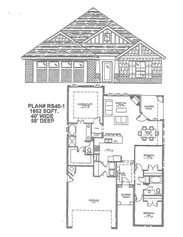 2316 Alta Vista Lane, Edmond, OK 73034 (MLS #817069) :: Barry Hurley Real Estate