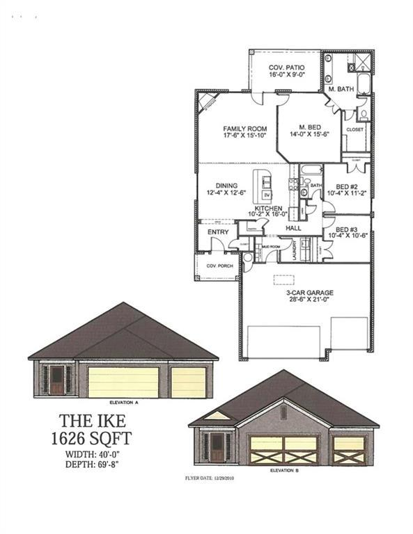 2340 Alta Vista Lane, Edmond, OK 73034 (MLS #817071) :: Barry Hurley Real Estate