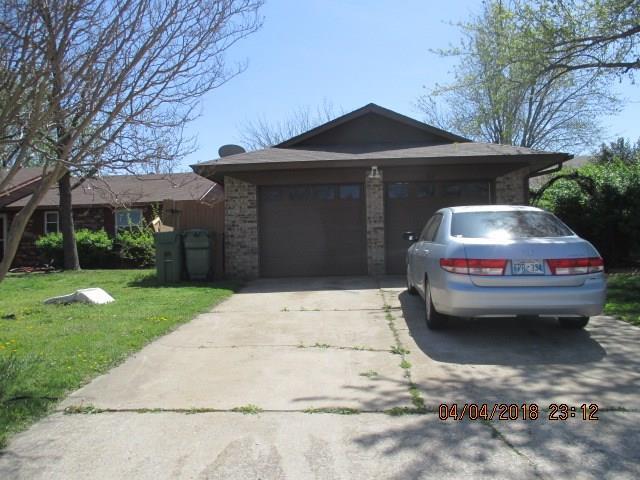 914 Brookhurst Boulevard, Yukon, OK 73099 (MLS #817330) :: KING Real Estate Group