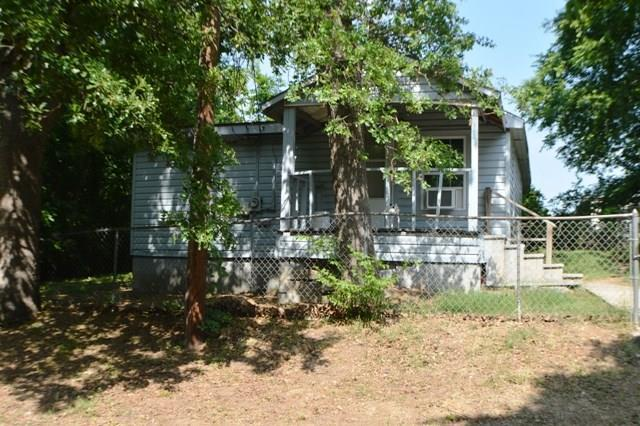 504 S Sasakwa, Wewoka, OK 74884 (MLS #818094) :: Wyatt Poindexter Group