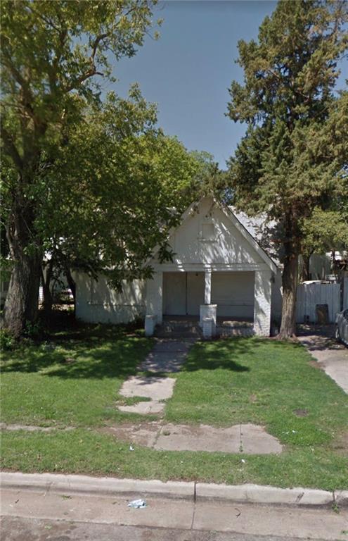 2809 S Harvey, Oklahoma City, OK 73109 (MLS #818612) :: Wyatt Poindexter Group