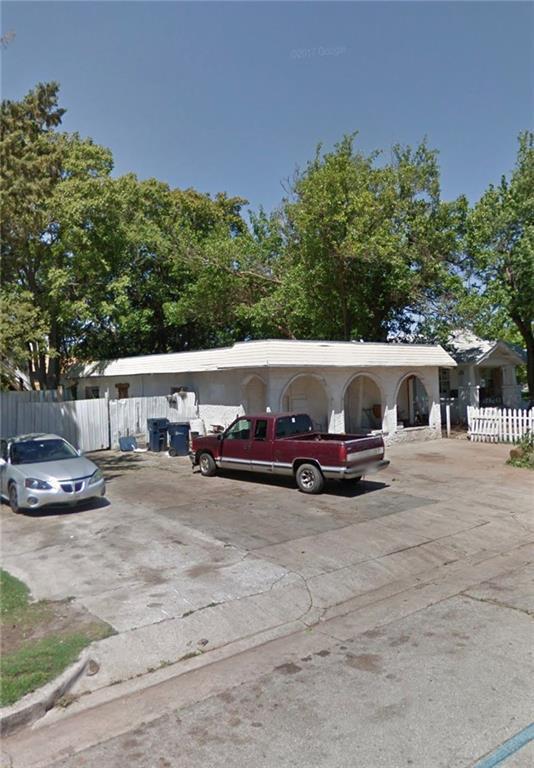 2805 S Harvey, Oklahoma City, OK 73109 (MLS #818726) :: Wyatt Poindexter Group