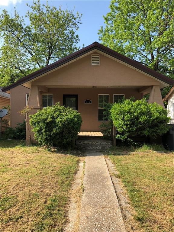 632 W Wood, Shawnee, OK 74801 (MLS #818909) :: Wyatt Poindexter Group