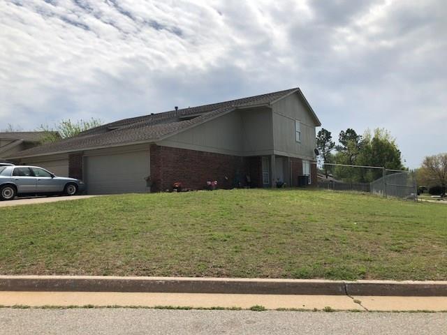 520 Westwood Court, Oklahoma City, OK 73127 (MLS #819307) :: Meraki Real Estate
