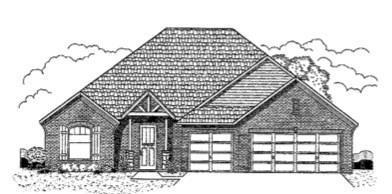 11413 NW 109, Yukon, OK 73099 (MLS #819342) :: Meraki Real Estate