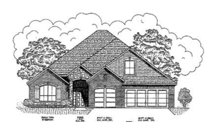 11128 Fairways Avenue, Yukon, OK 73099 (MLS #819354) :: Meraki Real Estate