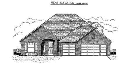 11117 Fairways Avenue, Yukon, OK 73099 (MLS #819361) :: Meraki Real Estate