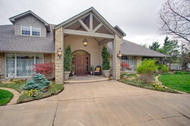 3124 Quail Creek Road, Oklahoma City, OK 73120 (MLS #819525) :: Wyatt Poindexter Group