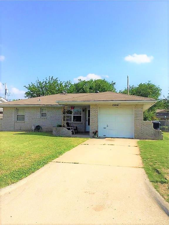 1504 SW 78th Terrace, Oklahoma City, OK 73159 (MLS #819692) :: UB Home Team