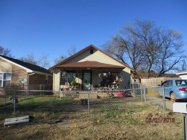 1314 E Alice, Shawnee, OK 74801 (MLS #820099) :: Meraki Real Estate
