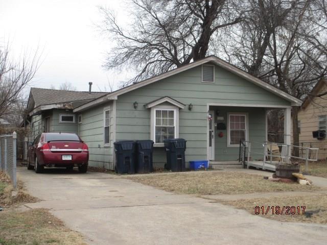 516 SW 26th Street, Oklahoma City, OK 73109 (MLS #820158) :: Wyatt Poindexter Group