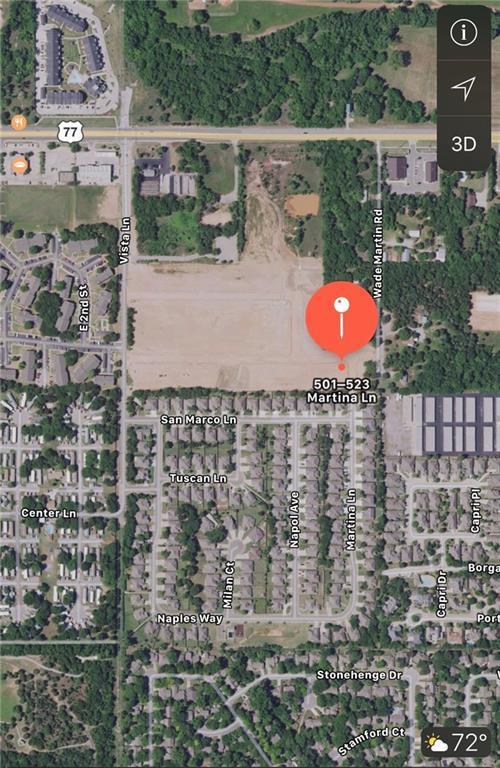 2516 Fall View Drive, Edmond, OK 73034 (MLS #820231) :: Wyatt Poindexter Group