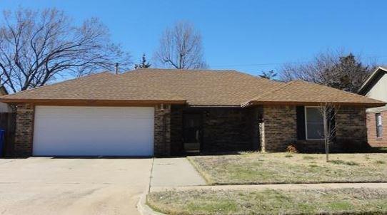 3624 Peregrine Drive, Norman, OK 73072 (MLS #820741) :: Meraki Real Estate