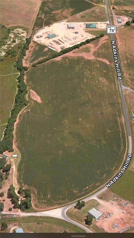 W Adkins Hill Road, Goldsby, OK 73072 (MLS #820870) :: Erhardt Group at Keller Williams Mulinix OKC